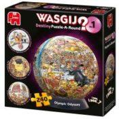 Puslespil fra Wasgij går rent ind hver gang